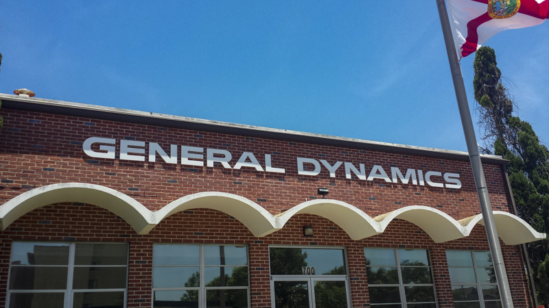 Exterior Dimensional Letters for General Dynamics