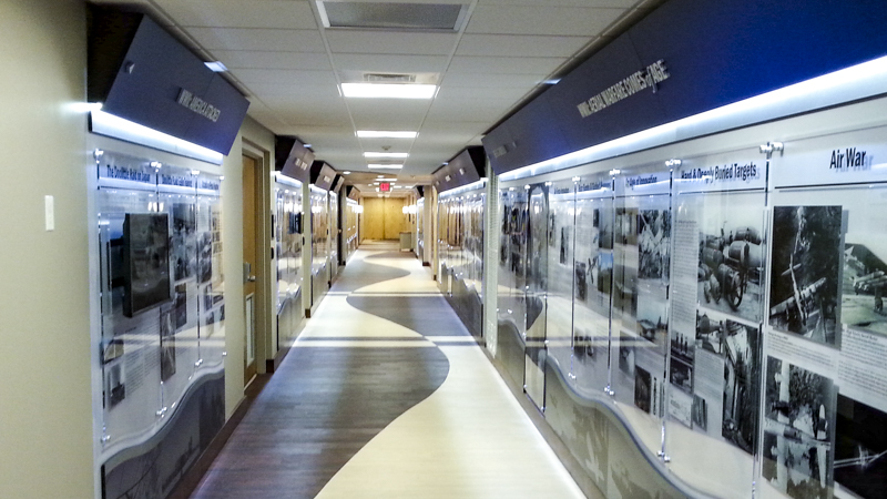 SignGeek Values Timelines and Wall of Fame - Eglin AFB History Installation